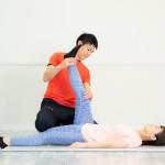 松永先生のパーソナルトレーニングはリハビリですか?