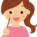歯磨きと肩こり