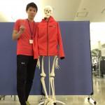 【イベントレッスン報告】ダンスの動きの上達も怪我のリスク回避も「足」の筋力をつけること!