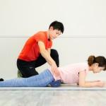 骨格の位置を支える筋力があれば、スタイルアップは加速します!