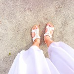 夏のファッションを楽しむ為には「足作り」が必要不可欠